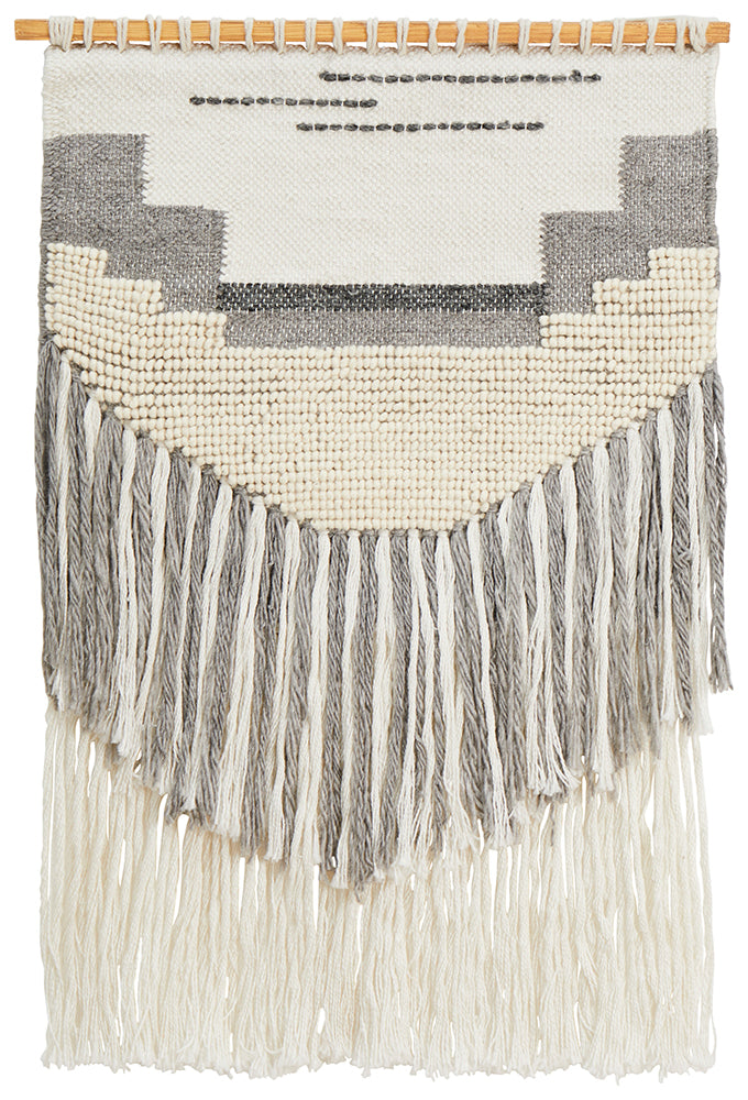 433 Grey Wall Hanging