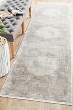 Reflections 110 Stone Runner Rug