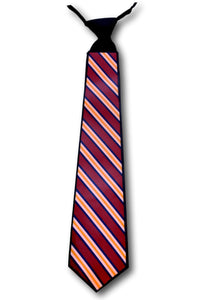 Light Up Tie - Sound Activated - Red