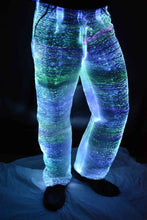 Fiber Optic Men's Suit Pants