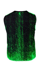 Fiber Optic Light Up Vest - CLOSEOUT PRICE