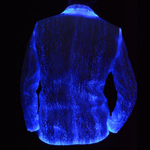 Light Up Jacket - Blue Lights