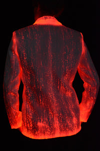 Light Up Jacket - Red Lights