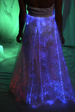Fiber Optic Wedding Dress