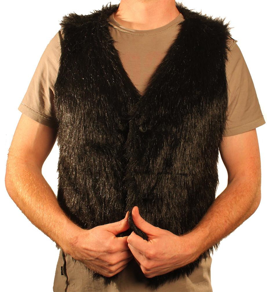 Luxury Faux Fur Vest