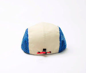 Spell Out Mesh - 4 Panel cap