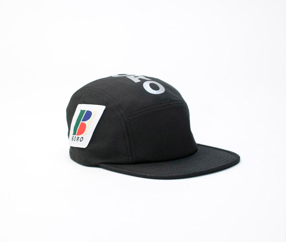 Boro Reflective 5 Panel Cap