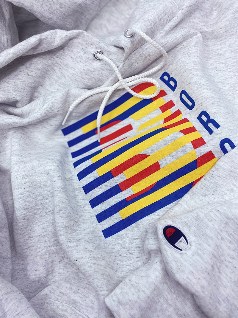 Butter B - Champion Eco hoodie