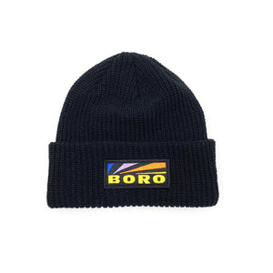 Heli - Short ribbed beanie