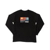 Boro ODB  Long Sleeve T Shirt (Black)