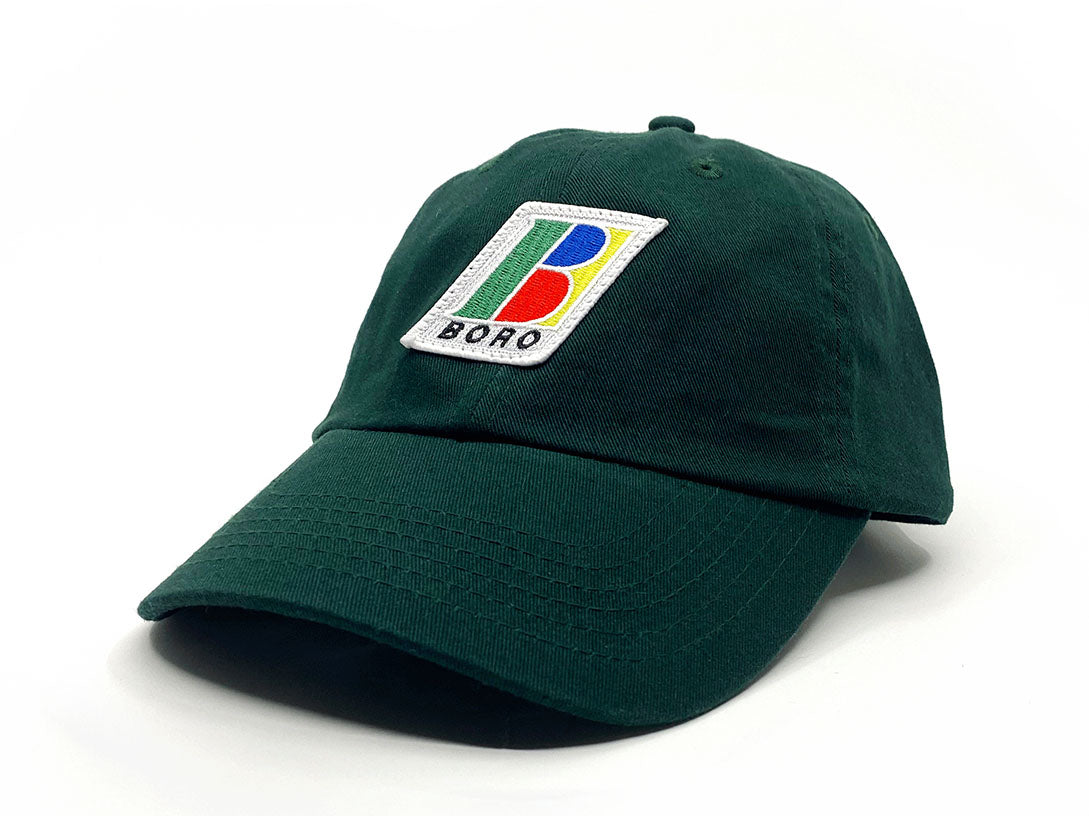 Bolo - Dad Hat (forest green)