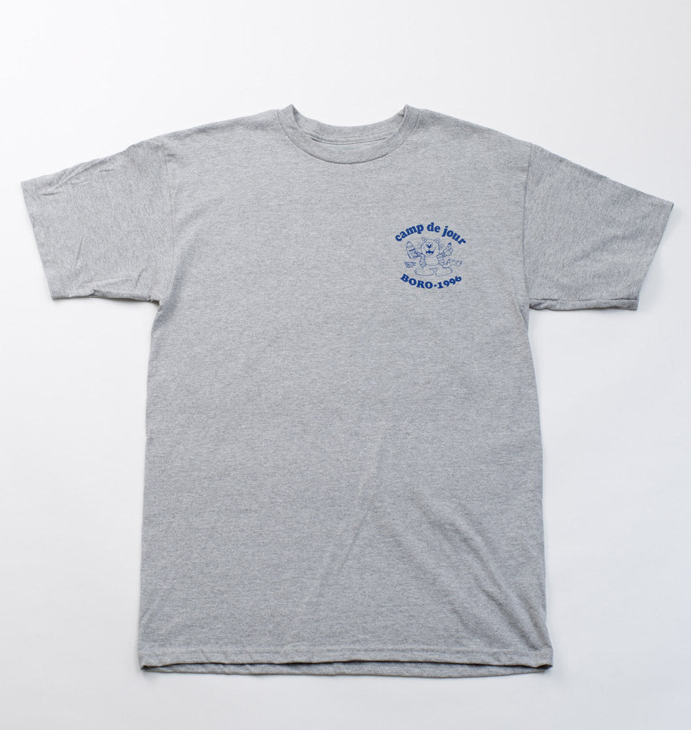 Camp de jour - T-Shirt (grey)