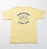 Boro Camp de Jour T-Shirt (Pastel yellow)