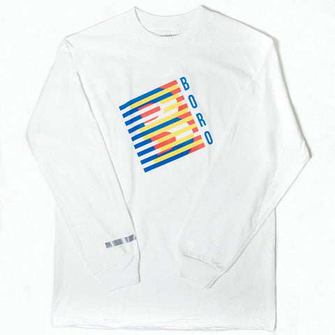 Boro Butter-B Long Sleeve T-Shirt