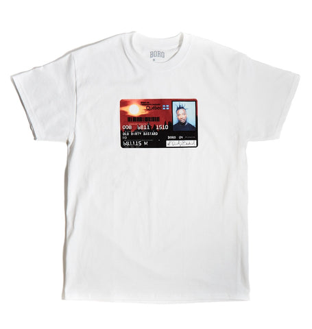 Boro ODB T-Shirt (white)