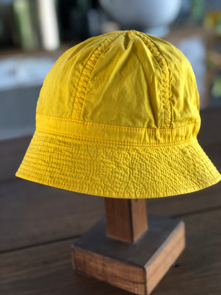 The Beachmaster Hat N3N Yellow