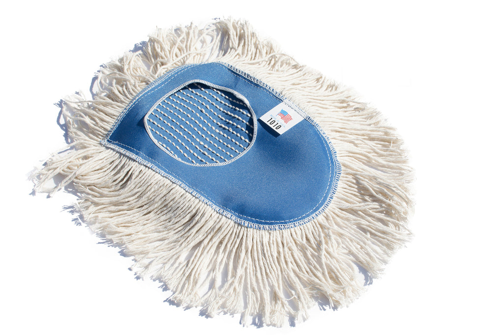 Cotton Dust Mop Head Wedge Refill | My Mop Shop