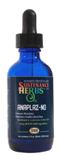 2 oz bottle of sustenance herbs for pets anaplaz-no, an organic  immune modulator for horses and dogs