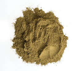 powder from sustenance herbs for pets equine wormer formula