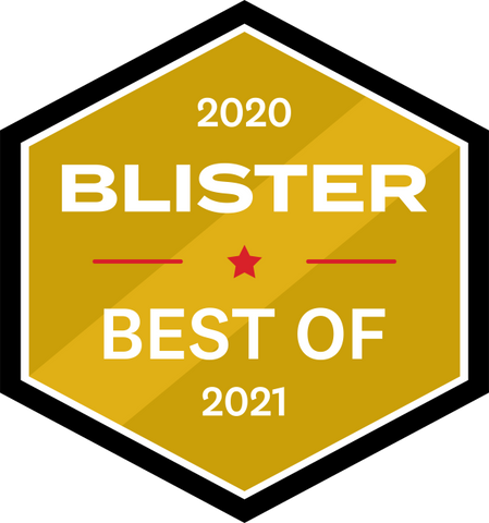 Blister Gear Reviews Best of 2021 Award for ATK R12 / Hagan Core 12 Pro binding