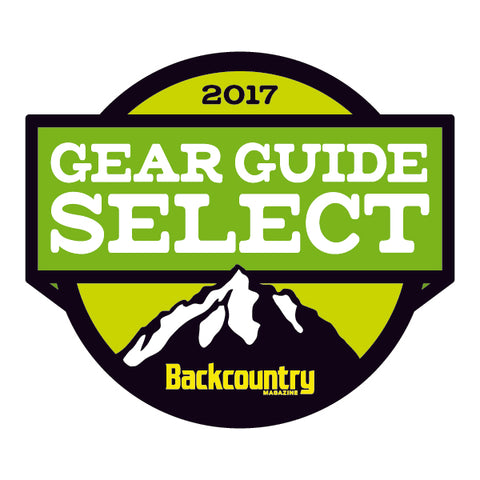 Backcountry Magazine Gear Guide Select choice