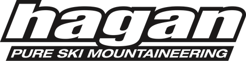 Hagan Logo with Beam, punched