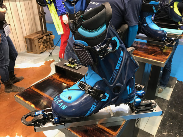 Hagan Core alpine touring free ride ski binding version of the ATK Raider 12 2.0