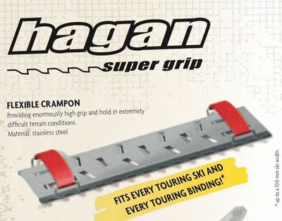 Super Grip Crampon, Accessories - Hagan Ski Mountaineering