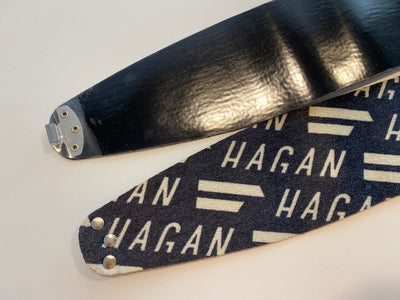 Hagan Ski Mountaineering Core 84 all-mountain alpine ski touring ski - award winner  - climbing skin tails