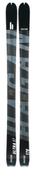 Hagan Ultra 87  carbon fiber alpine touring Backcountry ski for ski mountaineering