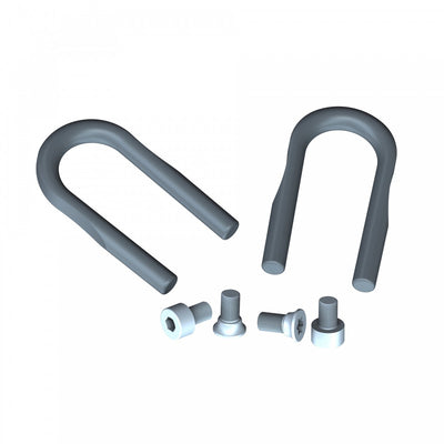 Lightweight Titanium U Springs for Hagan Ultra race bindings, Bindings - Hagan Ski Mountaineering