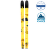 Hagan Ski Mountaineering Boost 99 Freeride alpine ski touring ski - award winner Backcountry Magazine Editor's Choice