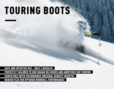 Core Pro, Boots - Hagan Ski Mountaineering