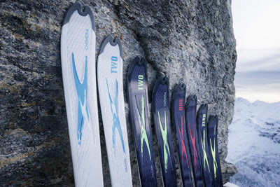 Chimera Two, Skis - Hagan Ski Mountaineering