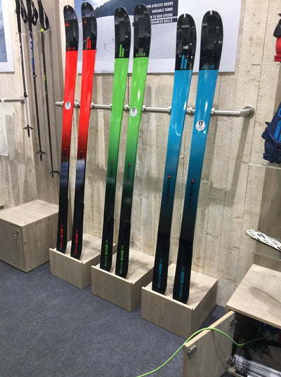 Hagan Ski Mountaineering Core Series skis. Core 84 all-mountain alpine ski touring ski - award winner