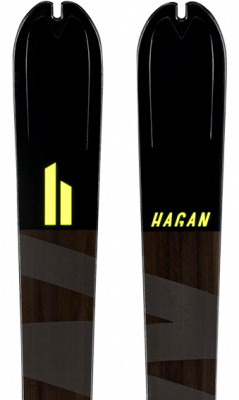 Ultra 76, Skis - Hagan Ski Mountaineering