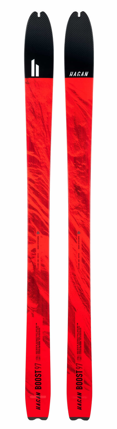 Boost 97, Skis - Hagan Ski Mountaineering