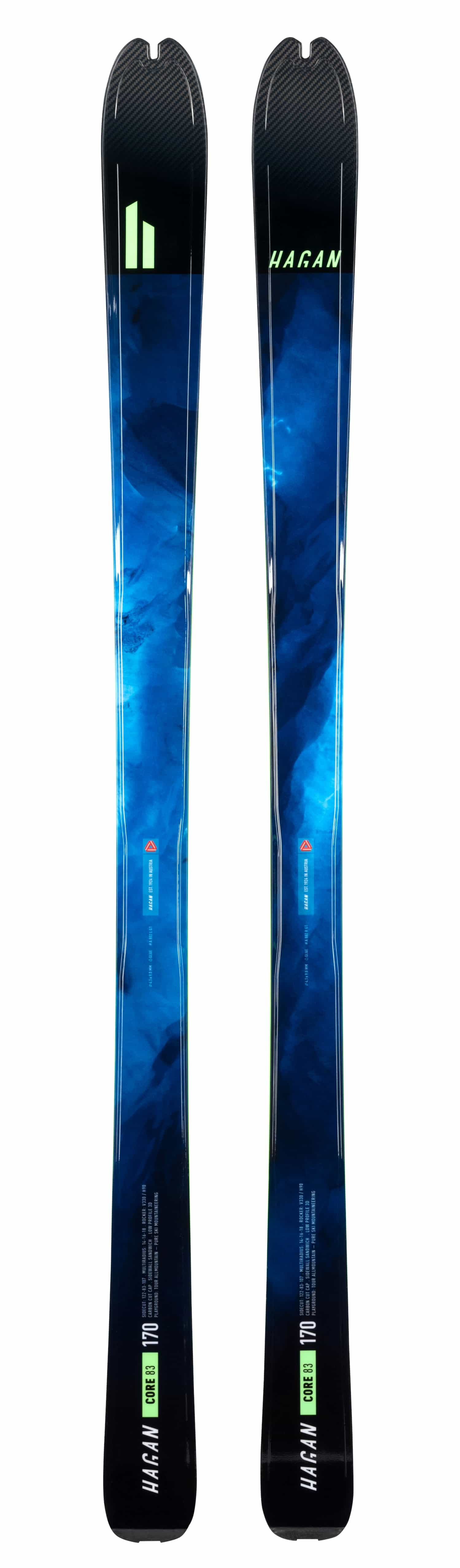 Core 83, Skis - Hagan Ski Mountaineering
