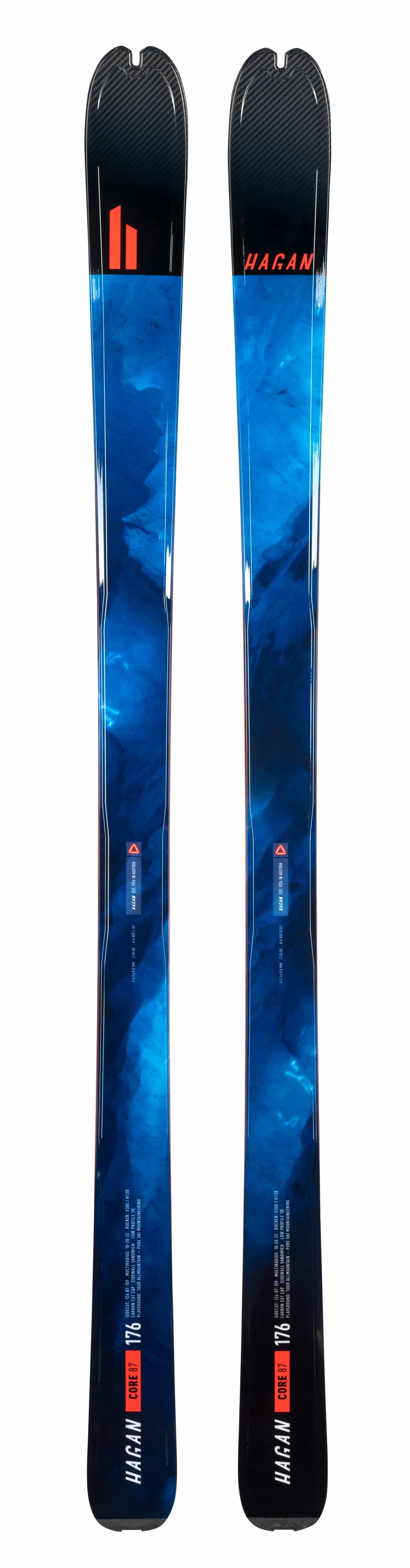 Core 87 - Save $300 with code, Skis - Hagan Ski Mountaineering Alpine Ski Touring Backcountry Gear