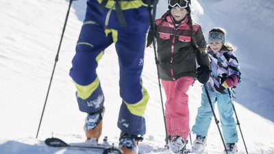 Boost Junior, Skis - Hagan Ski Mountaineering