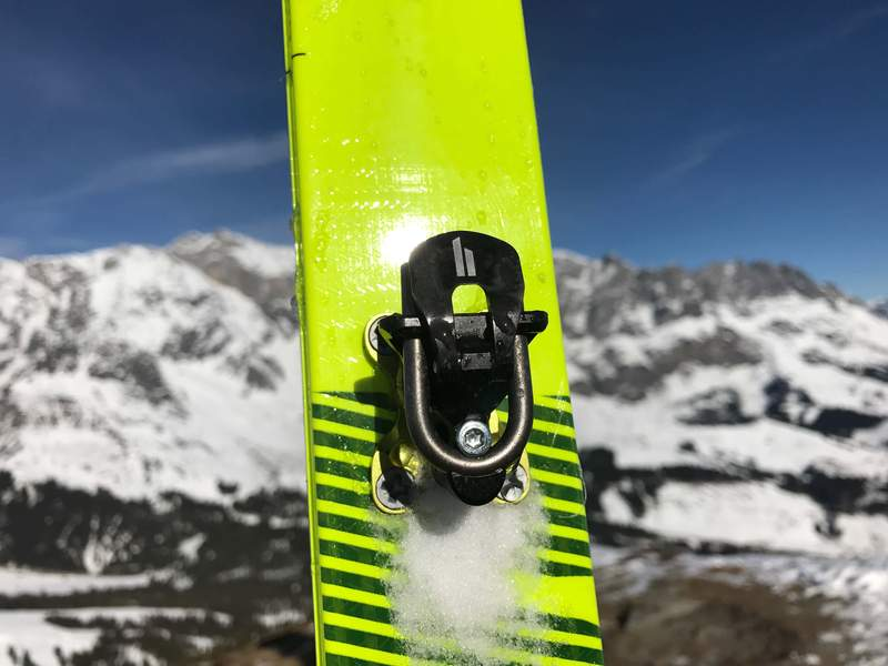 Ultra Heel Cover Plates, Bindings - Hagan Ski Mountaineering