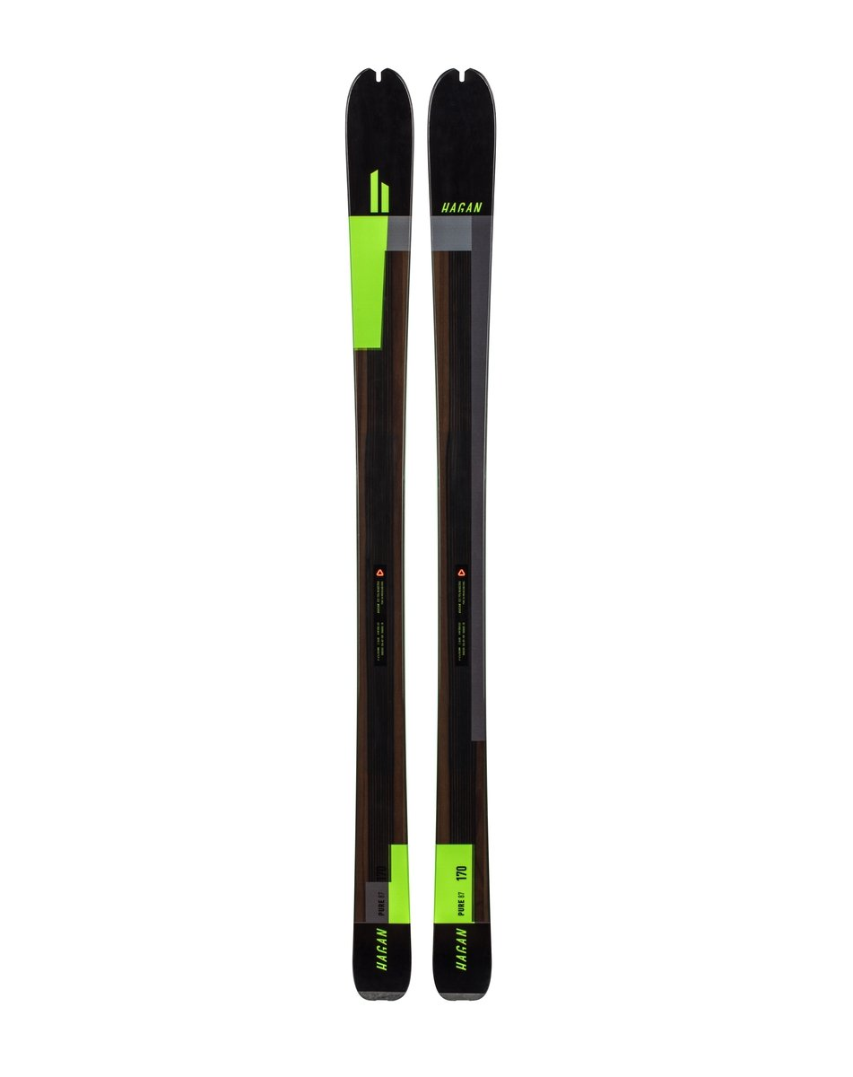 Hagan Pure 87 All Mountain Backcountry Alpine Touring Ski