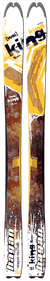 Y-King 2016, Skis - Hagan Ski Mountaineering Alpine Ski Touring Backcountry Gear