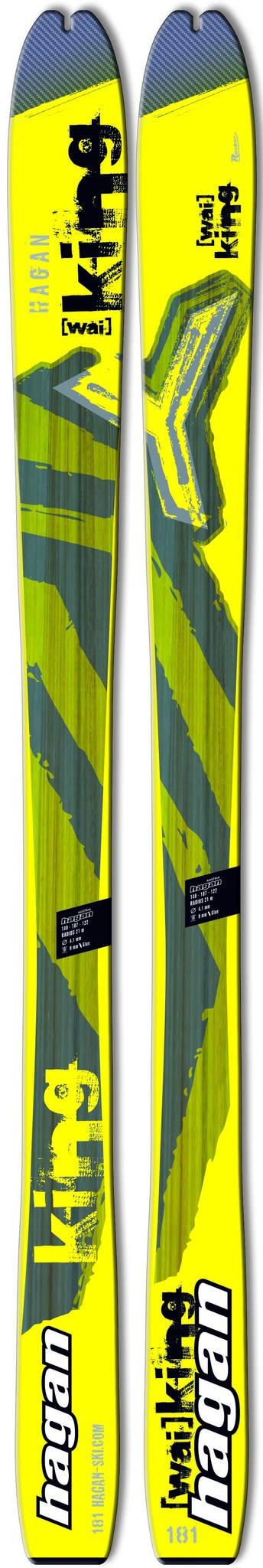 Y-King, Skis - Hagan Ski Mountaineering