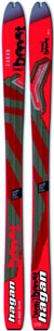 Y-Boost, Skis - Hagan Ski Mountaineering