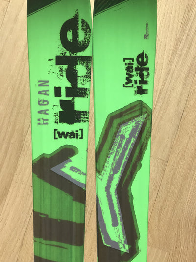 Y-Ride, Skis - Hagan Ski Mountaineering