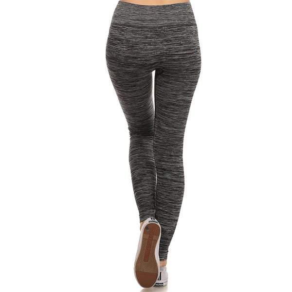 Heathered Grey Leggings