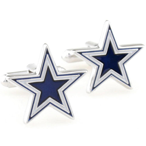 COWBOYS Star Cuff Links