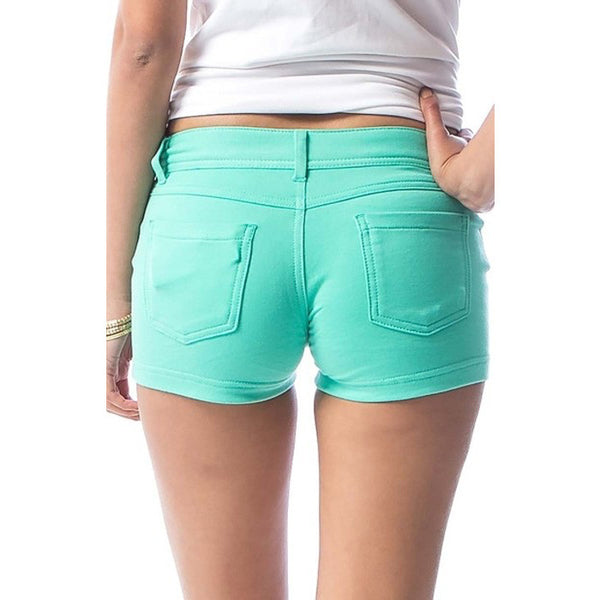 RUTH Pocket Mini Shorts