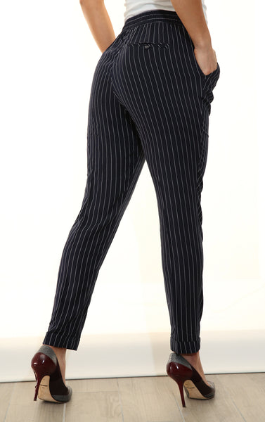 ALTHEA Draw String Dress Pants